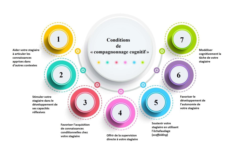 Conditions de compagnonnage cognitif